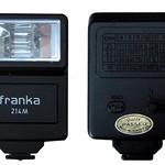 Franka 214M flash. thumbnail