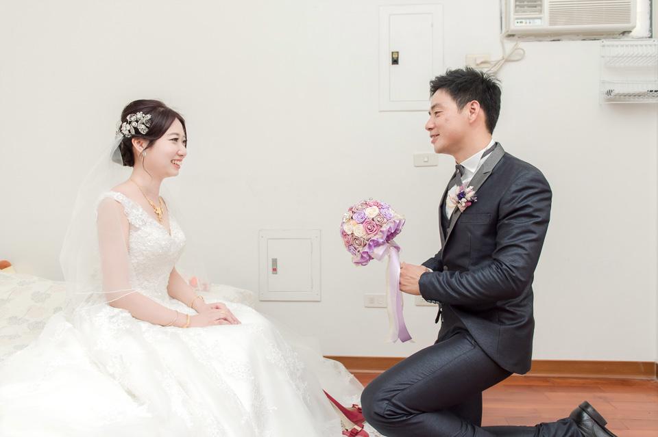 台南婚攝 婚禮紀錄 情定婚宴城堡 C & M 048