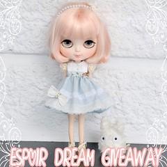 ESPOIR DREAM DRESS GIVEAWAY (monica_dwp) Tags: espoirdream blythe handmade dress doll giveaway espoirdreamgiveaway