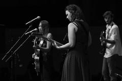 The Crane Wives (jhwill) Tags: vscofilm 85mm14gm ohiotheatre a7rii gm toledo 85mm blackwhite sony ohio livemusic ohiotheatrefolkfestival monochrome event concert blackandwhite bw music thecranewives performer