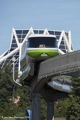Monorail Monday (jbwolffiv) Tags: monorail monorailmonday epcot futureworld disney disneyworld disneywdw d7200 wdw waltdisneyworld wolff johnwolff nikon