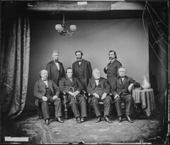 #Andrew Johnson Impeachment Committee (Names of Pictured Men in Comments), between circa 1860 and circa 1865, [3000x2564] #history #retro #vintage #dh #HistoryPorn http://ift.tt/2guIcxh (Histolines) Tags: histolines history timeline retro vinatage andrew johnson impeachment committee names pictured men comments between circa 1860 1865 3000x2564 vintage dh historyporn httpifttt2guicxh