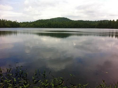 Little Moose Pond - www.amazingfishametric.com
