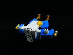 Lunar Patrol Craft (DarthNick) Tags: lego space classic vic viper novvember twitch stream building otter vv