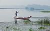 I wish I was a fisherman (sakthi vinodhini) Tags: kolavai lake fishing fishermen india tamil nadu chennai chengalpet south earlymorning early morning sunrise nikon d5100 cwc560 cwc outdoor misty boat vehicle