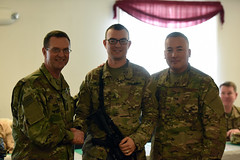 161124-Z-DZ751-138 (Chief, National Guard Bureau) Tags: usaf airforce josephlengyel cngb cngblengyel nationalguardbureau ngb jointchiefsofstaff jcs mitchellbrush ngbsea ngbseabrush troopvisit thanksgiving nationalguard usa army military jimgreenhill bagram afghanistan