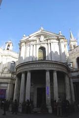 Facciata - Santa Maria della Pace - Roma