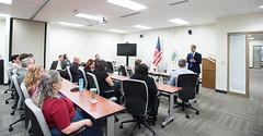 Milwaukee Wisconsin Field Office Visit (U.S. Dept. of Housing and Urban Development (HUD)) Tags: castro julián employees fieldoffice fieldofficevisit julian milwaukeewisconsin secretary sohud
