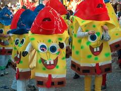 SpongeBob Mascherata