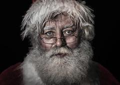 Santa (Lincolnshire Gordon) Tags: lincoln christmas market santa st nick father claus