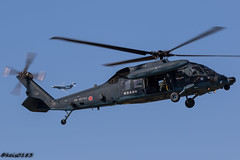 JASDF Hyakuri Air Rescue Wings UH-60J (keis0204) Tags: hyakuriairrescuewings jasdf uh60 uh60j blackhawk canon eos7dmarkii ef100400mmf4556lisiiusm helicopter