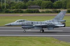 4056 RIAT Fairford 6 July 2016 (ACW367) Tags: 4056 generaldynamics f16c fightingfalcon polishairforce riat fairford