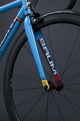 GTB, Blue Sky, Belgian Triple Stripe, Corretto (Baum Cycles) Tags: baum belgium