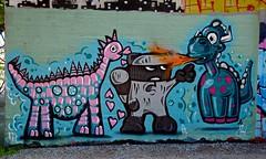 HH-Graffiti 2629 (cmdpirx) Tags: street urban color colour art public up wall graffiti nikon mural paint artist space raum kunst hamburg can spray crew hh piece farbe bombing throw dose fatcap kru ryc d7100 oeffentlicher
