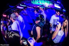 (GabiMiyuki) Tags: city light cidade party brazil people music color luz brasil night cores pessoas neon cotidiano portoalegre musica noite festa muica