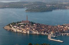 Rovinj From Above (Sebastian Niedlich (Grabthar)) Tags: nikon croatia sigma rovinj istria kroatien d90 grabthar sebastianniedlich nikond90 sigma182003563dcos