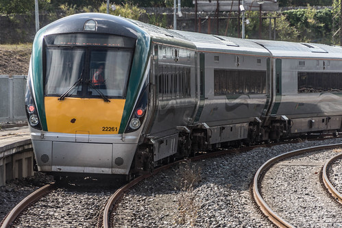 THE MINISTER PLUS PLATFORM 10 AND THE PHOENIX PARK RAILWAY TUNNEL [NOT FORGETTING IRISH RAIL STAFF] REF-107110