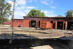 Railtown 1897's Roundhouse (California Will) Tags: california ca trains sierra jamestown roundhouse statehistoricpark railtown1897