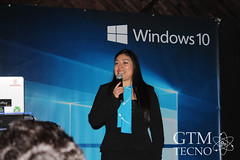 Microsoft Guatemala presentó Windows 10