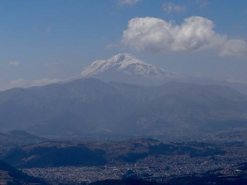 Cayambe - Volcan d'Équateur