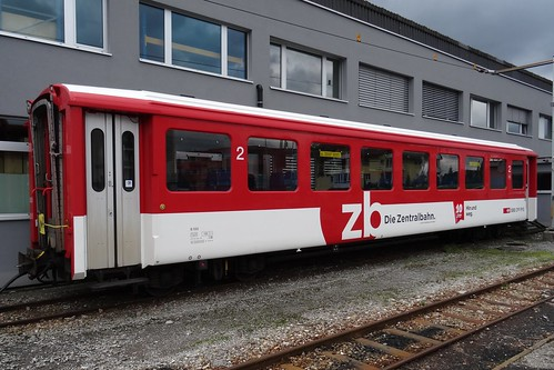 ZB Railway carriage.