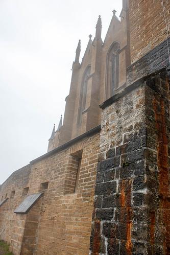 Le château de Hohenzollern