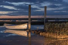 Brancaster Staithe, Norfolk, UK night shots (6) (Nick Bowman1) Tags: uk england nightshot unitedkingdom norfolk gb brancaster carheadlights brancasterstaithe sonya99 sonyzeissvariosonnar2470f28
