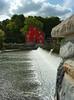 P1000643.edit1 (tcelli) Tags: water architecture landscape dam perspective scenic panasoniczs3