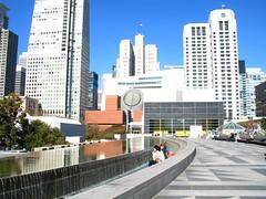 Yerba Buena Center (Allan Ferguson) Tags: sanfrancisco architecture sfmoma yerbabuena sanfranciscomuseumofmodernart