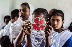 Flower child (wasiq.dayem) Tags: street school children nikon child indoor bangladesh d7000