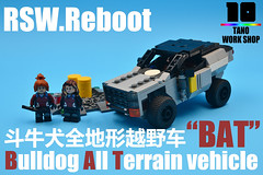 "RSW-Reboot-""BAT"" (ten_workshop) Tags: sf lego hard suit reboot mech rsw"
