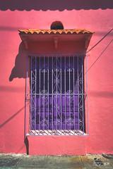 Ventanales - Ciudad amurallada (jhonpmejia) Tags: color window cartagena historia violeta saturacin ventanales