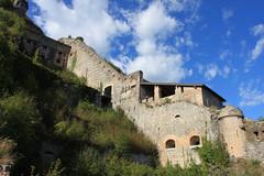 Particolare della Rocca d'Anfo (marco_ask) Tags: panorama nuvole edificio cielo bailey bastion castello architettura bastione rovine rampart bulwark allaperto escursione mesesettembre