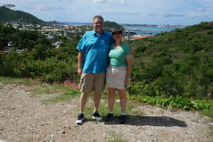 "Tracey and Scott on Saint Martin • <a style=""font-size:0.8em;"" href=""http://www.flickr.com/photos/28558260@N04/22640717057/"" target=""_blank"">View on Flickr</a>"