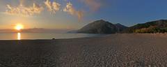 Cirali Bay Sunrise (s_wh) Tags: cirali trkei lykien olympos baraka house turkey lycia chimera