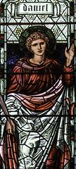 Daniel (Lawrence OP) Tags: window daniel chapel stainedglass aberdeen kingscollege prophet burnejones