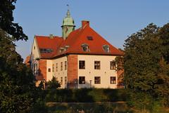 Old building (Pter_kekora.blogspot.com) Tags: sea summer holiday nikon sweden august balticsea 1855mm malm d60 2015 swerige