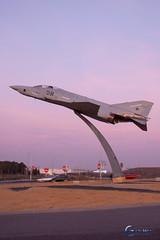 CR.12-45 McDonnell Douglas RF-4C Phanton II (Gary J Morris) Tags: spain aircraft military roundabout ii preserved douglas mcdonnell phanton torrejon rf4c ejrcitodelaire spanishairforce cr1245