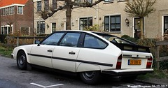 Citron CX 25 GTI Turbo 1985 (XBXG) Tags: auto old france holland classic netherlands car vintage french automobile nederland citron cx voiture turbo 25 lpg frankrijk gti 1985 paysbas ancienne gpl franaise citroncx vreeland 35sbk6