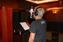 Gabe Lopez at Nightbird Studios