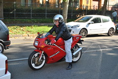 Ducati 851 (TAPS91) Tags: solo ducati cuore 851 2° raduno carburatore