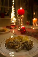 Christmas (and New Year's) Eve must-haves 1 (Ranveig Marie Photography) Tags: candles bokeh pinnekjøtt meat dinner dish christmas christmaseve julafta julaften julemiddag christmasdinner plate jul xmas livrett favoritedish feast christmasfeast norwegian norsk norway norge ranveigmarienesse ranveignesse pics photographs meal food mat måltid middag season noel kersfees christusfees jol рождествохристово bożenarodzenie vánoce navidad høytid holidays weihnachten jól jõulud kerstmis natal crăciun vianoce 圣诞 圣诞节 聖誕節 ziemassvētki pinnekjøt pidnakjøt dof culture pictures photos images bilder sigmaart sigmaart1835mm sigma nikon nikond5200 photography