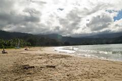 Hanalei Bay Hanalei, Hawaii (seanmugs) Tags: hawaii kauai hanalei hanaleibay hanaleihawaii hanaleibaybeachpark