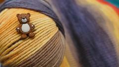 Knitting dreams... (sifis) Tags: colour wool fashion shopping lumix sweater knitting quality merino athens hobby panasonic greece button pullover handknitting lx7 sakalak νήματα μαλλιά πλέξιμο πλέκω αrt βελόνεσ σακαλάκ sakalakwool