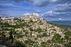 Gordes, France (trilou) Tags: gordesfranceprovenceluberon pentaxk5 lesplusbeauxvillagesdefrance mostbeautifulvillagesinfrance perchedvillage mountain travel tourism