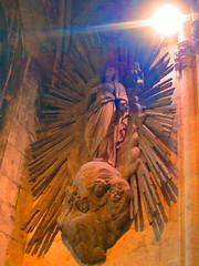 Vernon - Collegiale Notre Dame4-jpg (bronxbob) Tags: france vernon churches cathedrals collegialenotredame