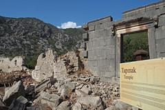 Olympos Ruins (s_wh) Tags: cirali trkei lykien olympos baraka house turkey lycia chimera