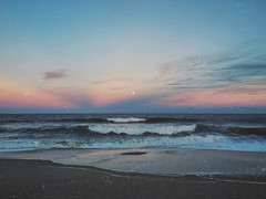 AP BEACH MOON (SAS PHOTOS) Tags: asburypark asburyparknj sasphotos