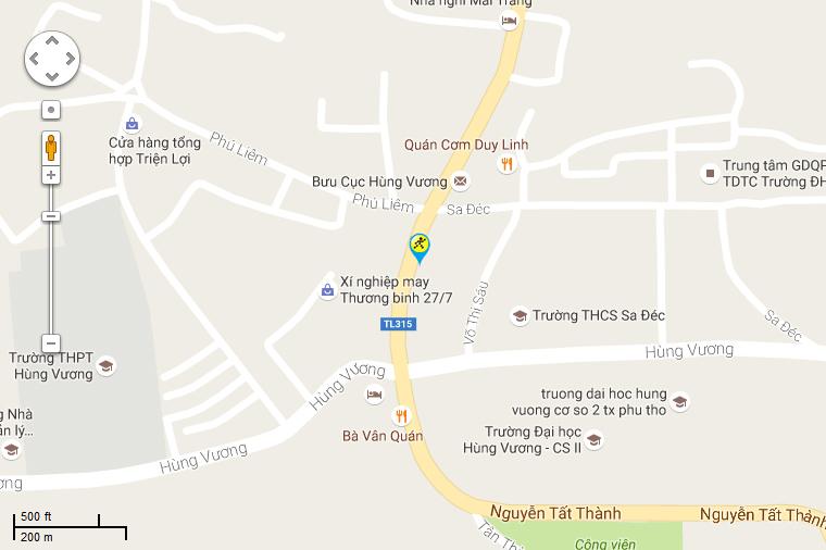 Khai trương siêu thị Điện máy XANH Trường Chinh, Phú Thọ