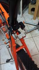 E3 Halter (heini-pdm) Tags: fahrrad supernova e3 lightmount taillight diy